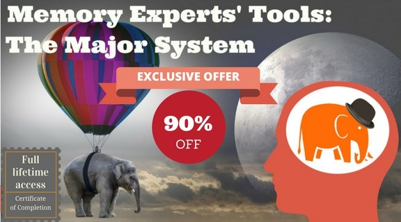 Memory Experts' Tools: The Major System