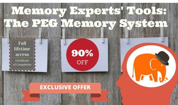 Memory Experts' Tools: The PEG System