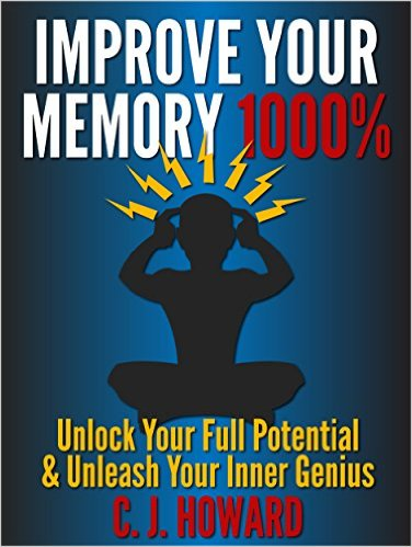 cj howard improve your memory  1000