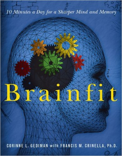corinne gediman Brainfit 10 Minutes a Day for a Sharper Mind and Memory