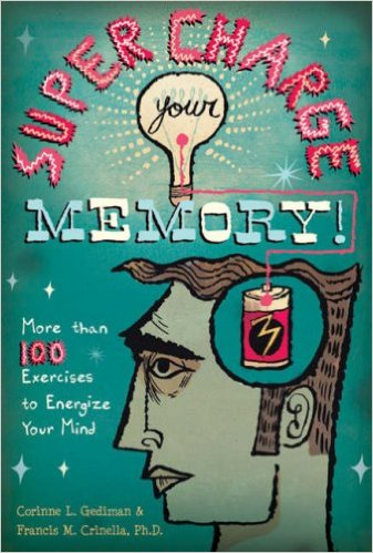 corinne gediman supercharge your memory