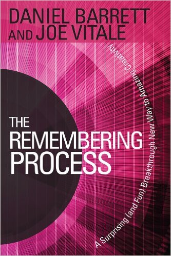 daniel barett  joe vitale the remembering process