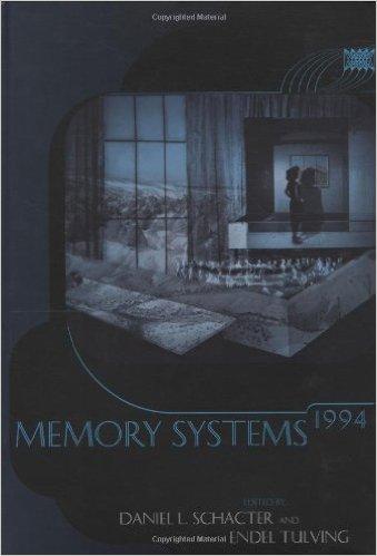 daniel schacter memory systems