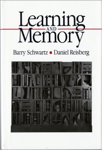 daniel_reisberg learning and memory