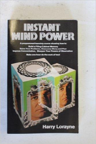 harry lorraine instant mindpower