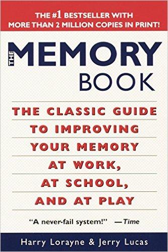 harry lorraine memory book