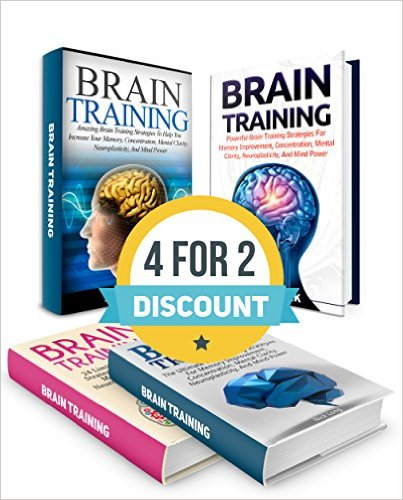lisa clark BRAIN TRAINING BOX SET