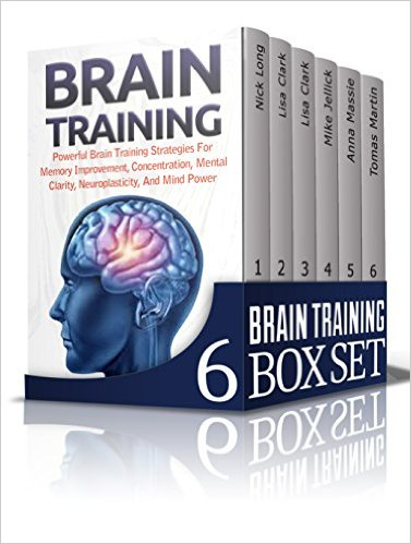 lisa clark brain training 6 box set