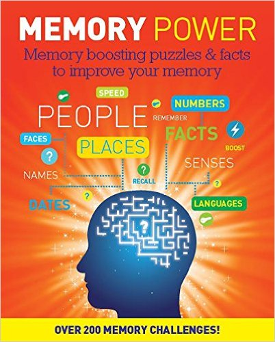 memory power paragon books