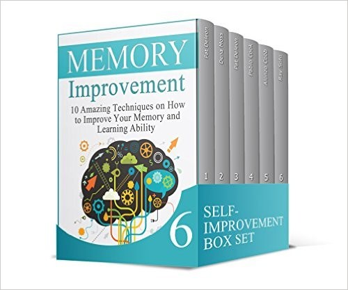 pat deleon Self-Improvement Box Set