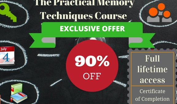 The Practical Memory Techniques Course