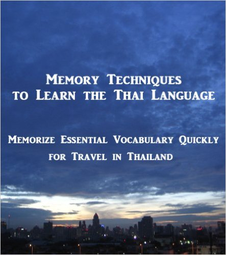 Memory Techniques to Learn the Thai Language