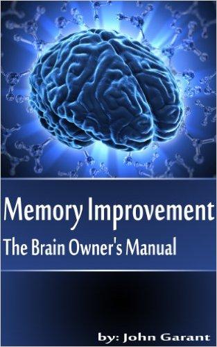 Memory Improvement – The Brain Owner's Manual