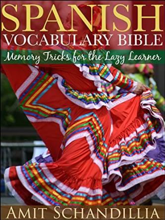 Spanish Vocabulary Bible