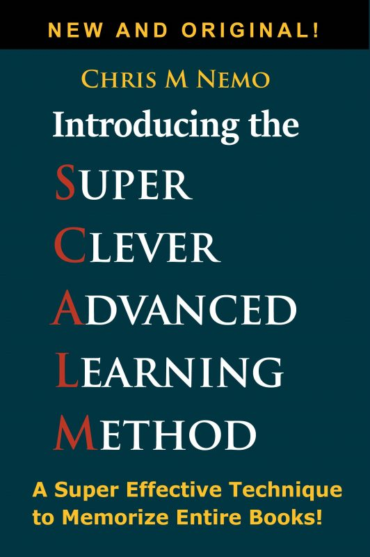 Introducing: The Super Clever Advanced Learning Method (SCALM):